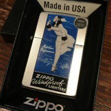 Zippo 205 Windy Matchless Performance Vintage Advertisement Lighter