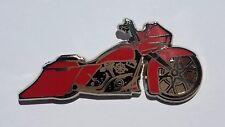 Motorcycle pin. Bagger. Lapel pin. Biker. Pins. Custom. Sturgis. Fun
