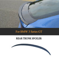 Passt für BMW 3er F34 GT 2013-2020 Carbon Heckspoiler Heck Flügel Lippe Spoiler