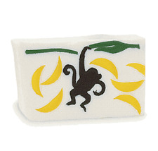 MONKEY BUSINESS, Primal Elements Large 7.0 oz+ not 6.0 Handcrafted Glycerin Soap