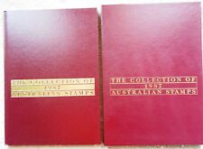 Australia 1987 Yearbook With Stamps &  Protective Display Cover  #02 AUS1987
