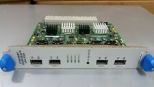 Juniper PD-4XGE-XFP Type 4 Physical Interface Card - 4 x XFP Tested