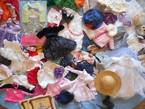 """Huge Lot of 75+ Clothing/Shoes/Acces for 18"""" Doll: American Girl*Battat*Our Gen"""