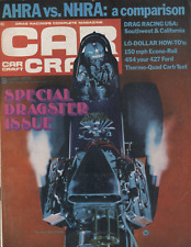 Car Craft July 1970 Dragster Special Issue AHRA NHRA Thermo-Quad 052020DBE