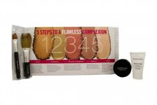 BAREMINERALS COMPLEXION ESSENTIALS GIFT SET 4 PIECES. NEW. FREE SHIPPING