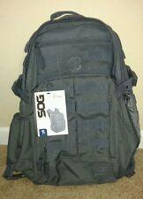 Military Pack Bag SOG Tactical Ninja SWAT Backpack Dark Grey Law Enforcement