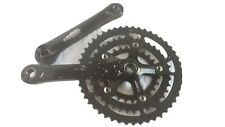 SHIMANO EXAGE 400 LX BICYCLE 170 MM BIOPACE SG-48/38/28 TOOTH CRANKSET FC-M400