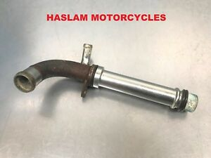 triumph tiger 800 2009 - 2014 water pump outlet pipe T2100288