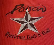 Poison Hardcore Rock n Roll tank top