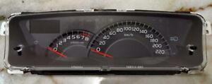 daihatsu materia 1.5 instrument tachometer speedometer