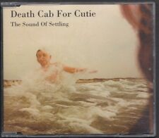DEATH CAB FOR CUTIE The Sound Of Settling 3 TRACK CD MAXI FIERCE PANDA
