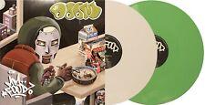 MF Doom: MM..Food - Green & White Colored Vinyl Me Please VMP 2x Vinyl LP