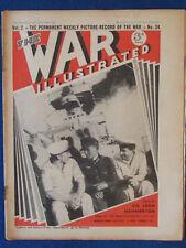 The War Illustrated Magazine - 26/4/1940 - Vol 2 - No 34 - WW2