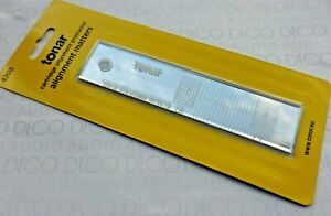 Tonar 4208 Alignment Protractor. Mirrored Two Point Alignment Gauge. New. DECO