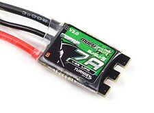 Turnigy Multistar Race Spec 7A BLHeli-S Rev 16 ESC 1S to 2S One Shot 125 OPTO US