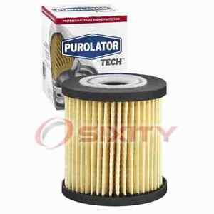 Purolator TECH Engine Oil Filter for 2001-2009 Volvo S60 2.3L 2.4L 2.5L L5 ie