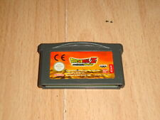 DRAGON BALL Z SUPERSONIC WARRIORS 1 PARA LA NINTENDO GAME BOY ADVANCE GBA USADO