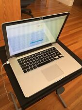 "Apple MacBook Pro 15.4"" Laptop (Late 2008)"