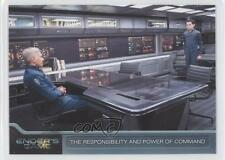2014 Cryptozoic Ender's Game 39 The Responsibility and Power of Command Card 2a1