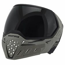EMPIRE EVS GOGGLE - Thermal - Grey / Black - Brand New In Stock!