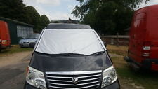 Toyota Alphard External Thermal Windscreen Cover Colour - Silver