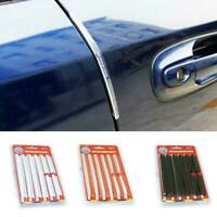 8pcs Universal Car Door Edge Guard Strip Protect collision Crash M8H6