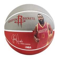 PALLONE BASKET NBA SPALDING DESIGN ORIGINALE DEDICATO A JAMES HARDEN ROCKETS