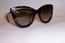 NEW BOTTEGA VENETA SUNGLASSES BV 0030SA 003 HAVANA/BROWN AUTHENTIC 0030