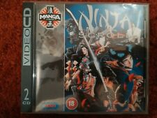 Ninja Scroll Video Cd