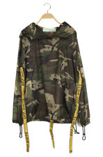 NWT Off White C/O Virgil Abloh Hoodie Loose Ultra Thin Pullover Sunscreen Coat