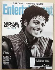 Michael Jackson Britney Spears Diana Ross Paul McCartney EW July 10 2009