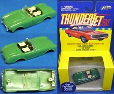 1999 Jl T-Jet Slot Car Clone Body Olive Ford A/C Cobra