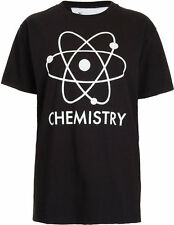 TOPSHOP CHEMISTRY GLOW IN THE DARK RAVE FESTIVAL TEE AND CAKE TOP M 10 12 38 40!