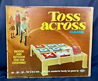 Vintage Ideal Games Toss Across Complete Game 1970