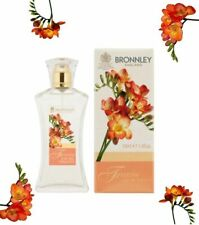 Bronnley England Freesia Perfume Spray Edt 50ml Boxed.