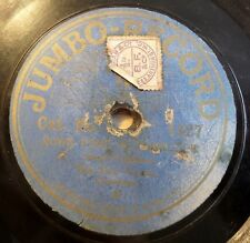 "The Two Filberts - Down Home In Tenessee - Jumbo-Records - /10"" 78 RPM"
