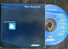 Bose Wave Radio CD Demonstration Disc by Various Artists 1999 Tested Guaranteed