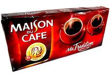 Kaffee Maison du Cafe gemahlen 1 kg der Traditionelle mit ausgewogenem Geschmack