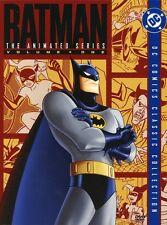 Batman: The Animated Series, Vol. 1 [4 Discs] DVD Region 1