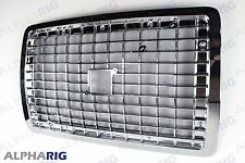 2004 - 2013 VOLVO VNL Front Grille All Chrome NEW W/bug screen G47W