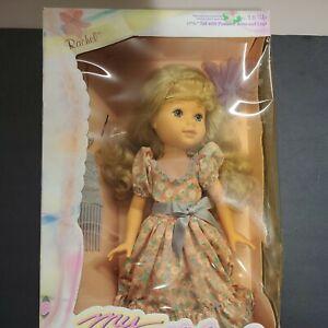 Vintage 1980s Hasbro My Beautiful Doll Rachel with Locket