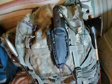 For Becker, Ka- Bar BK2  Sheath adapter for Molle Pack attachment and belt wear