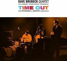 Time Out [Stereo & Mono Versions] by Dave Brubeck/The Dave Brubeck Quartet (Vinyl, Oct-2016, Green Corner)