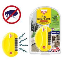 FLEA KILLER  STV  ELECTRIC COMB FOR PET CATS & DOGS KILLS EGGS + FLEAS NEW