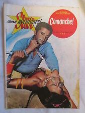 STAR CINE AVENTURES 74 COMANCHE 1961