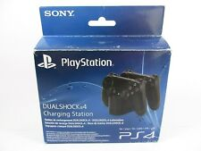 SONY PLAYSTATION 4 PS4 DualShock 4 Charging Station de Recharge Officielle SONY