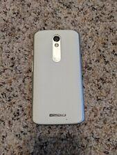 Motorola Droid Turbo 2 - 32GB - White Soft Grip (Verizon) Smartphone