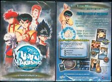 YU-YU HAKUSHO GHOST FILES 1ST EDITION SEALED PRE-CONSTRUCTED STARTER DECK  X1