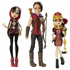 NEW NO BOX Ever After High Tri Castle On Tricastleon EAH 3 Pack Hunter Huntsman