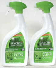 2 Bottles Seventh Generation 32 Oz Powerful All Purpose Natural Cleaner